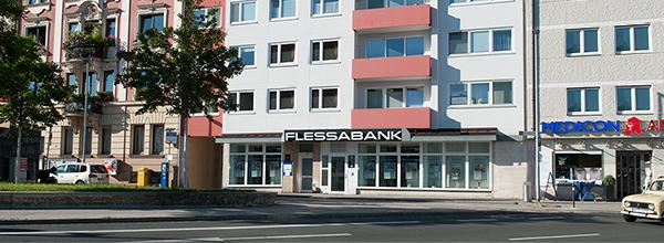 Persönlicher Service vor Ort - Flessabank Nürnberg