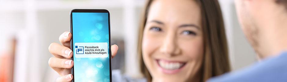 Ausbildung zur Bankkkauffrau oder zum Bankkaufmann - gemeinsam auf Erfolgskurs!