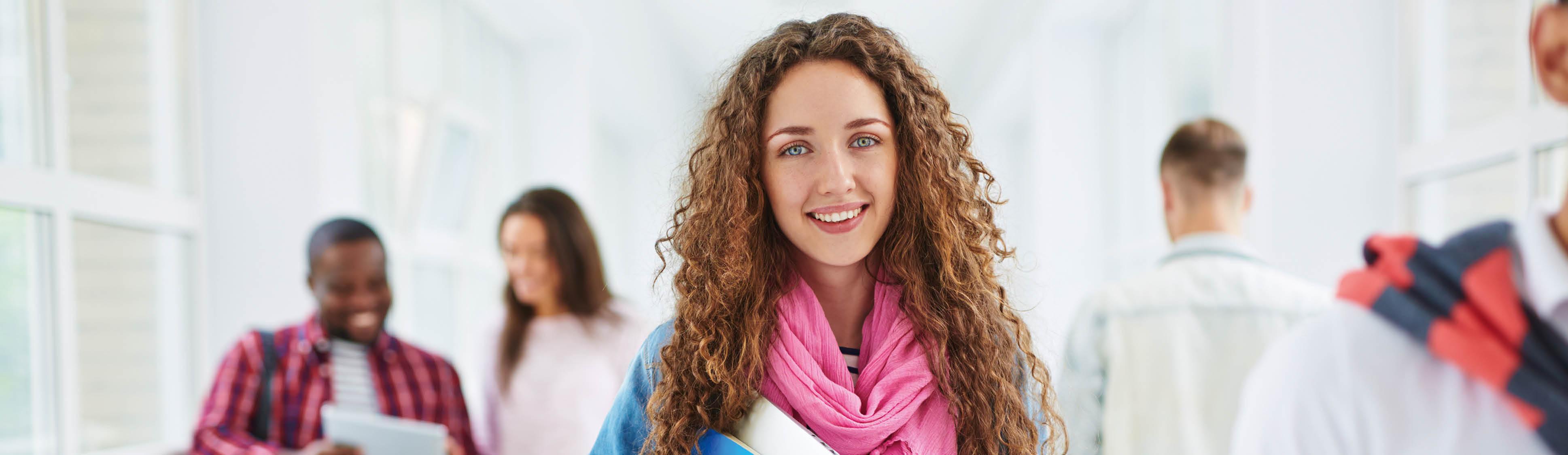 Mit dem KfW-Darlehen können Sie sich voll und ganz auf Ihr Studium konzentrieren!