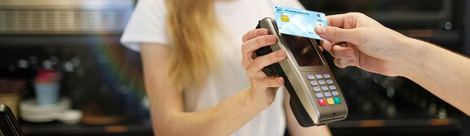 Mit der Flessabank girocard kontaktlos jetzt noch schneller und einfacher bezahlen.
