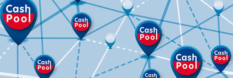 CashPool Standorte