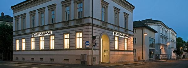 Persönlicher Service vor Ort - Flessabank Bamberg