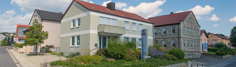 Persönlicher Service vor Ort - Flessabank Ebelsbach