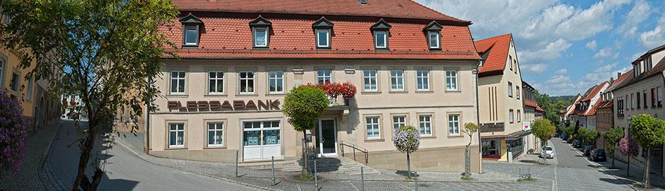 Persönlicher Service vor Ort - Flessabank Eltmann