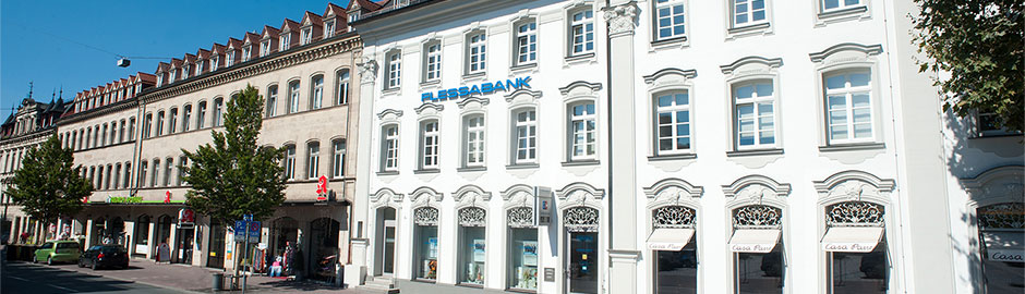 Persönlicher Service vor Ort - Flessabank Fuerth