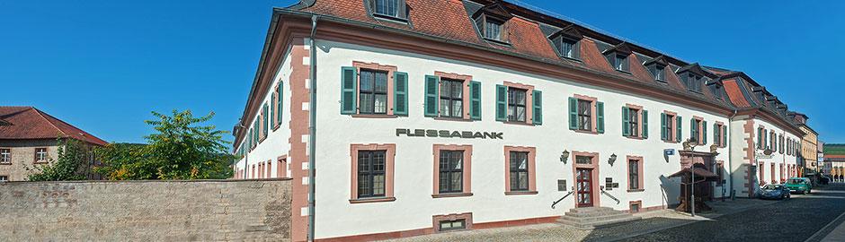 Persönlicher Service vor Ort - Flessabank Hammelburg