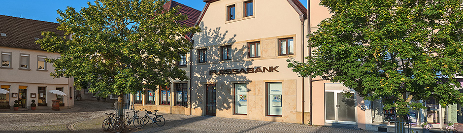 Persönlicher Service vor Ort - Flessabank Hassfurt