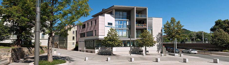 Persönlicher Service vor Ort - Flessabank Jena