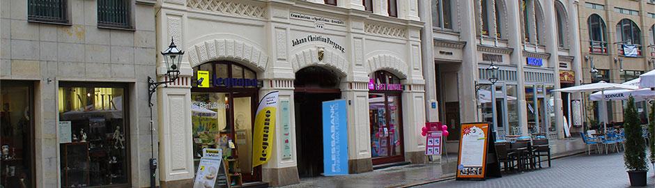 Persönlicher Service vor Ort - Flessabank Leipzig