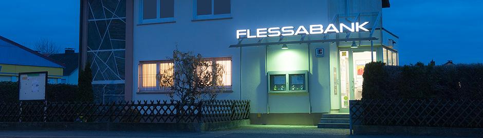 Persönlicher Service vor Ort - Flessabank Niederwerrn
