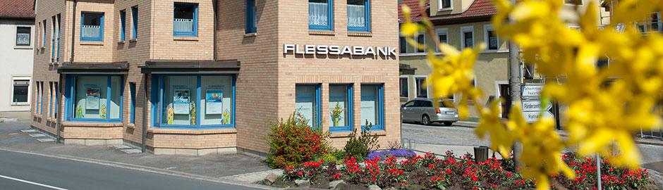 Persönlicher Service vor Ort - Flessabank Schonungen