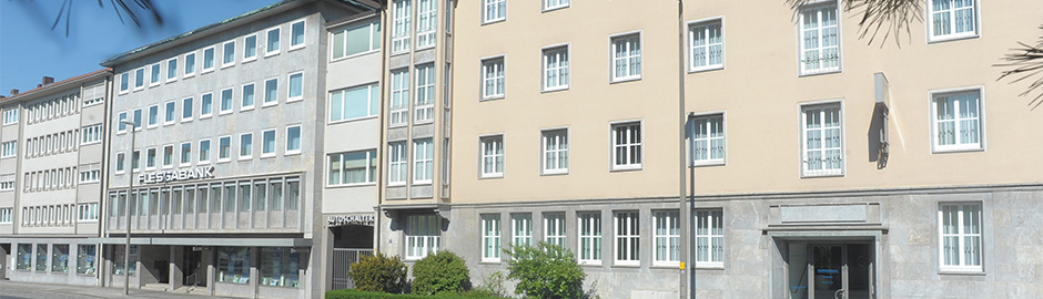 Persönlicher Service vor Ort - Flessabank Schweinfurt