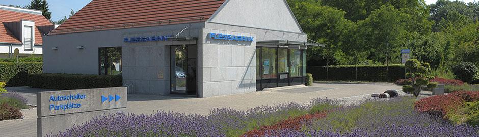 Persönlicher Service vor Ort - Flessabank Schweinfurt - Falkenring