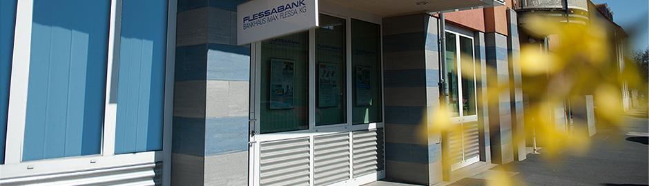 Persönlicher Service vor Ort - Flessabank Schweinfurt - Friedhofstraße