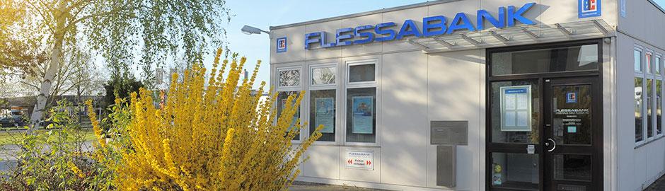 Persönlicher Service vor Ort - Flessabank Schweinfurt - Rudolf-Diesel-Straße